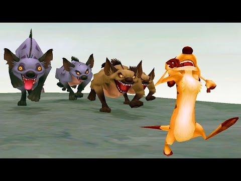 Kingdom Hearts 2: Hyenas Boss Fight (PS3 1080p)