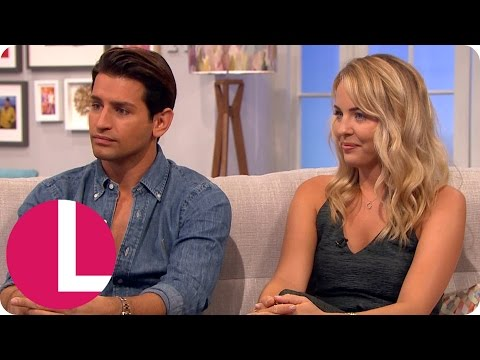 Lydia Bright And Ollie Locke On Killing A Crocodile To Survive | Lorraine