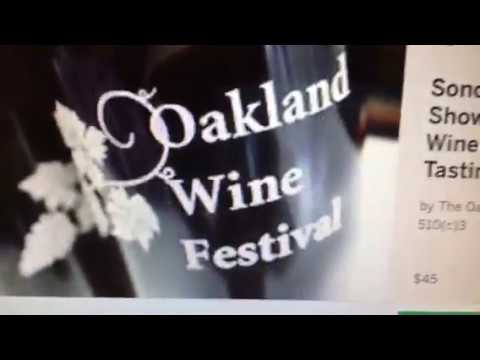 SF Bay Area Events - Oakland Wine Festival At Claremont Hotel