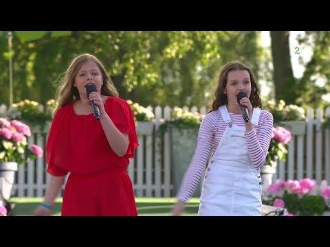 Vilde og Anna - Vestlandet (Allsang på grensen 2017)