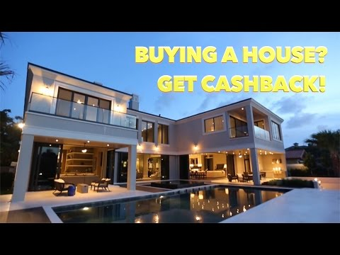 How to get CASHBACK when buying a HOUSE