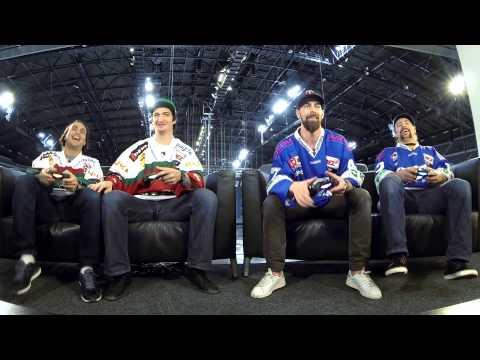 NHL 15 Showmatch: Augsburger Panther vs. Schwenninger Wild Wings