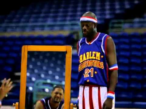 62f8f6ef9146 Handles Franklin and Special K Daley of the Harlem Globetrotters -