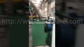 Aluminium Chips Briquetting Machine