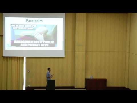 AppsecEU16 - Ajin Abraham - Automated Mobile Application Security Assessment with MobSF