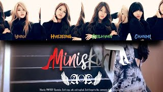 [IND] [HOW WOULD] AOA 에이오에이 (OT4) - Miniskirt | Color Coded …