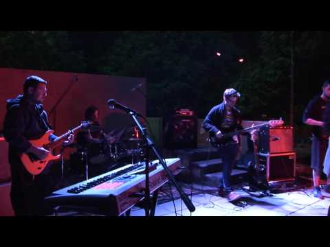 Prog Band - Depth of Self Delusion (Riverside cover) Live Polytexneio May 2015