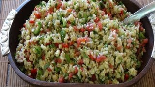 How to Make a Barley Salad