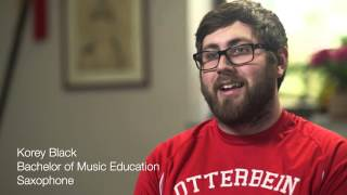 Study Music at Otterbein University