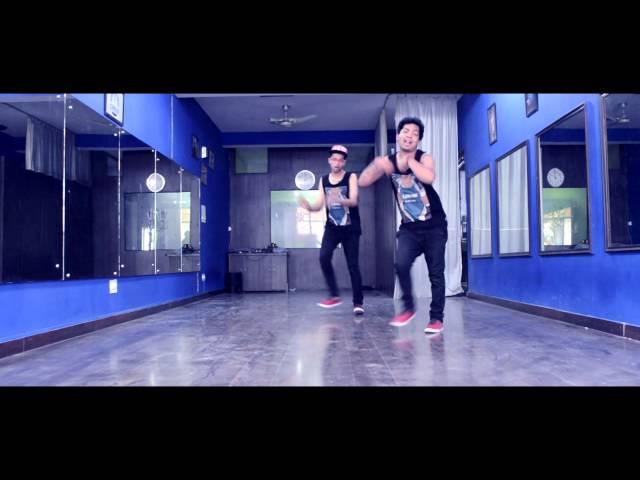 John Legend - Tonight | Class Footage | Sagar & Ashish Choreography | Dance Fever Crew 2014