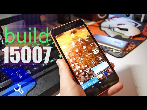 Windows 10 Mobile - Creators Update build 15007 Finaly Changes