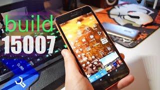 Windows 10 Mobile - Creators Update build 15007 Finaly Changes