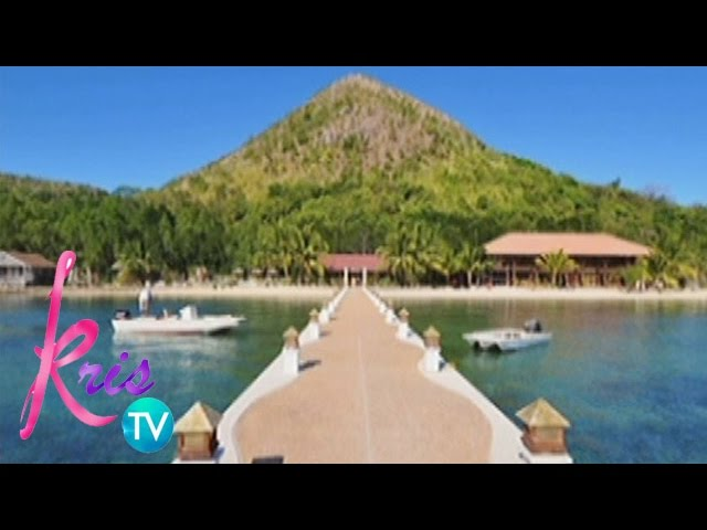 Kris TV: Kris goes to El Rio y Mar Resort