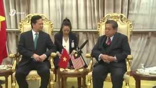 Perdana Menteri Vietnam Nguyen Tan Dung Perdana Menteri Pertama Lawat Parlimen Malaysia