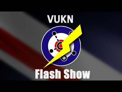 FLASH SHOW! 'Vape Detective' with Tony's E-Cig Stuff 17/6/2017