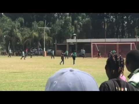 Sporting CP U15 Pretoria Academy vs Highlands City