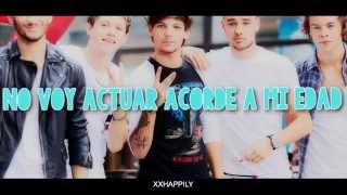 Act My Age - One Direction (Traducida al Español)