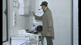 Jaques Tati - Mon Oncle (1958) - la cucina