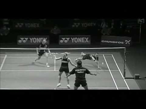 Badminton Technique - Forehand Drop