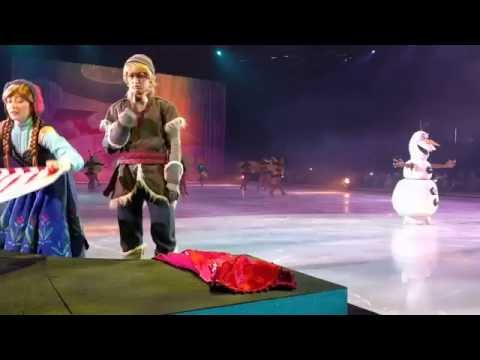 Frozen - Disney On Ice - Mundos Encantados