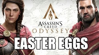 11 Cool Easter Eggs You Missed In Assassin