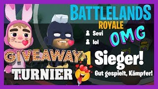 🔴BATTLELANDS ROYALE🔴Update OMG! New weapon Kar99.Boom! Fortnite Account Win! German