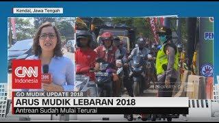 Imbas Contra Flow, Antrian Kendaraan Sepanjang 1 Km di Pantura - Go Mudik Update 13:00 Mp3