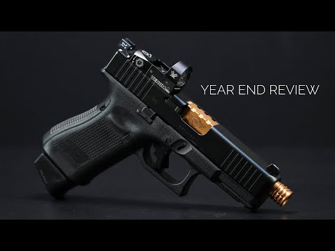 Year End Review - My Favorites Firearms Of 2018!