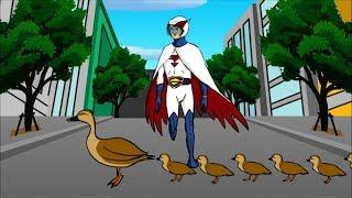 主役はドロンジョ!? あの伝説のアニメ「ヤッターマン」から人気の三悪人、ドロンジョ、ボヤッキー、トンズラーがフラッシュアニメで蘇る。そ...