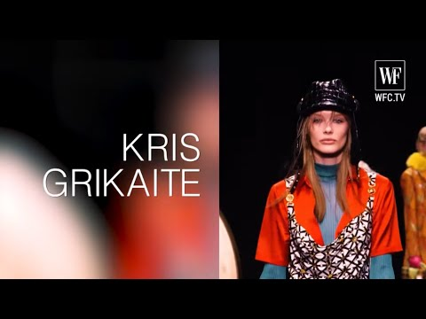 Kris Grikaite Top Model From Russia