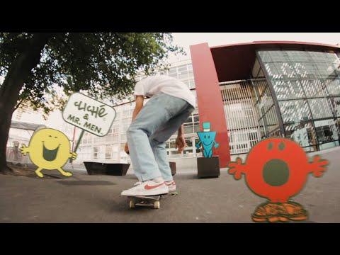Cliché skateboards Mr Men Kyron Davis   Max Geronzi - YouTube 40f606e20e9