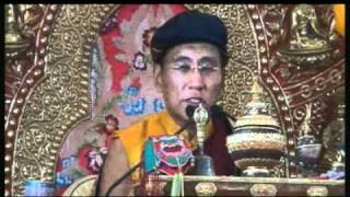 2012-02-28 morning - GuruYoga teaching by HH Gyalwang  Drukpa