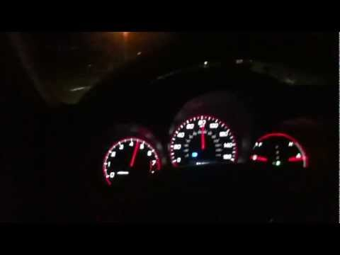 2008 Acura TL type s 0-80 / 0-60 Acceleration