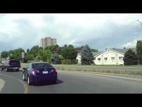 Trip from my apt in Lakewood to Colorado Mills