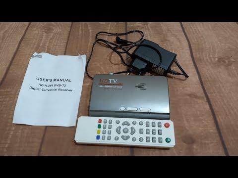 Как из старого компьютерного монитора сделать цифровой DVB-T2 телевизор !