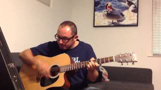 Father and Daughter: Paul Simon Acoustic Cover