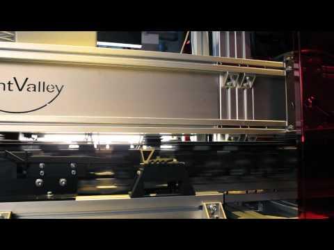 TNO 3D printer PrintValley