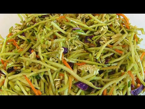 Betty's Ramen Salad, Recipe by Tori Durham