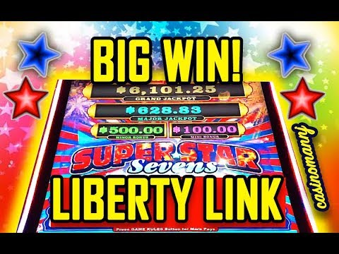 Liberty Slot Machine