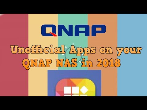 Installing Unofficial Apps on your QNAP NAS in 2018