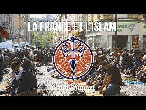 Bruno Rigaux - La France et l'Europe face à l'Islam
