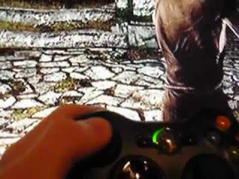 Skyrim Xbox 360 - Input Lag