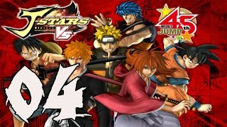 J-Stars Victory VS+ - Gameplay Walkthrough Part 4: Lucky Hanky