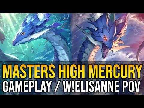 Masters High Mercury's Trials Clear! - W!Elisanne POV   Dragalia Lost