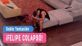 vuclip Doble Tentación - ¡Felipe colapsó! / Capítulo 44