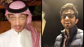 تغطية عبدالقادر الشهراني في حفل علي عبدالمعطي