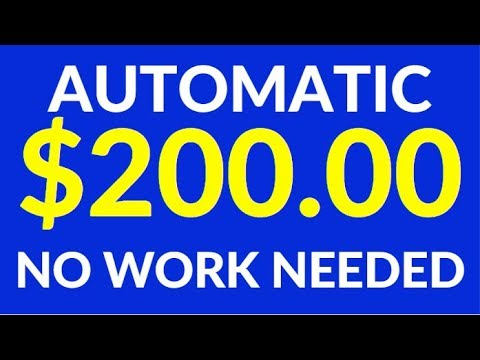 Earn $20.00 in PayPal Money Over & Over! (PASSIVE INCOME)