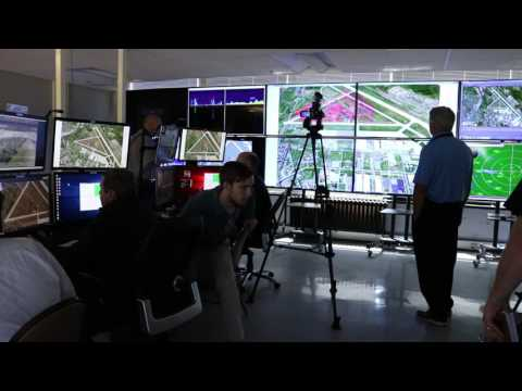 Multi-Drone Interactions Test At Griffiss International Airport [RAW]