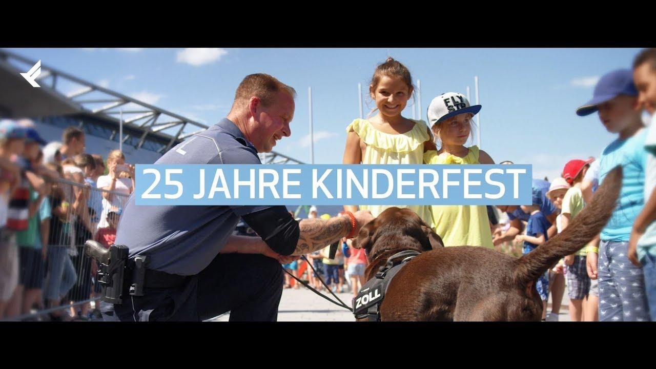 Kinderfest Auf Dem Flughafen Stuttgart Junge Flughafenbesucher In Bewegung Stuttgart Stuttgarter Nachrichten