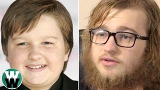 10 child actors who grew up and now look dramatically different! Cl...